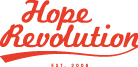 Hope Revolution red logo