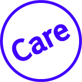 Carelogopurple web