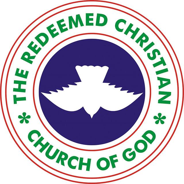RCCG White Logo
