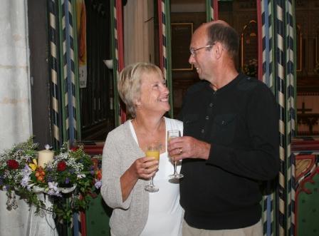 Rita and Steve