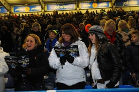Carols in the stadium - Football and Faith picture