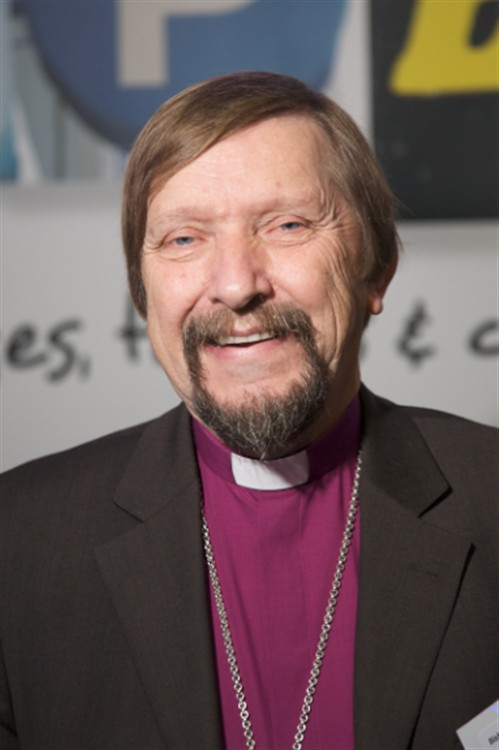 Bishop Graham Cray