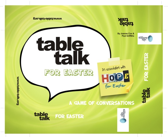 Easter Table Talk