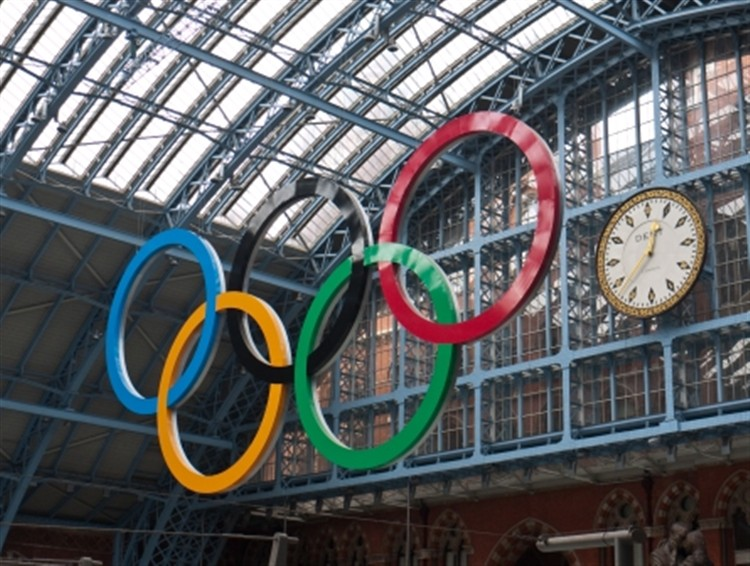 Olympic Rings - credit- Evangelical Alliance