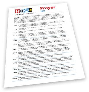 Hope Together : Prayer